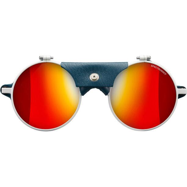 Julbo Vermont Classic Spectron 3CF Sonnenbrille white/blue-red