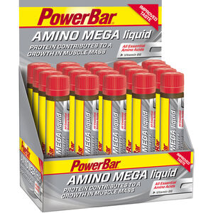 PowerBar Amino Mega Liquid 20x25ml