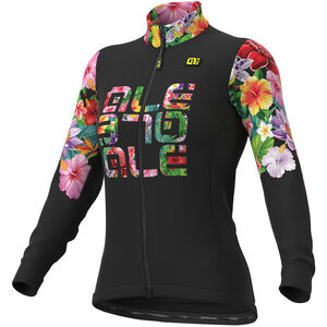 Alé Cycling Solid Alé Lab Flowers Jersey Damen black black