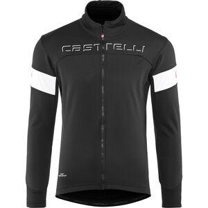 Castelli Transition Jacket Men black/white