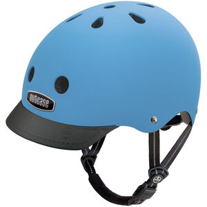 Nutcase Street Helmet Kinder bay blue matte bay blue matte