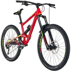 Cube Hanzz 190 Race Red'n'Lime bei fahrrad.de Online