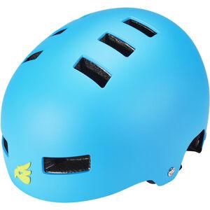 bluegrass Super Bold Dirt-Helmet matt cyan