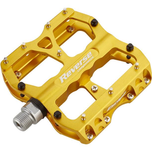 Reverse Escape Pedals gold