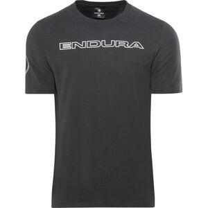 Endura One Clan Carbon T-Shirt Herren black black