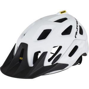 Mavic Crossride Helmet Herren white/white white/white
