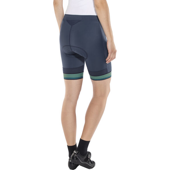 Odlo Fujin Tights Shorts Women diving navy