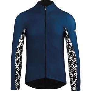 assos Mille GT Spring Fall LS Jersey Men caleum Blue bei fahrrad.de Online