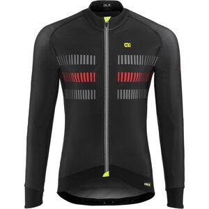 Alé Cycling PRR 2.0 Strada LS Jersey Men Black-Red bei fahrrad.de Online