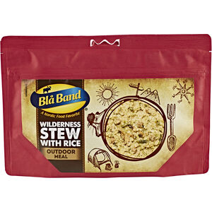 Bla Band Outdoor Mahlzeit 430g Wilderness Stew with Rice