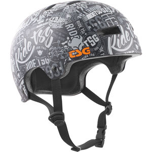 TSG Evolution Graphic Design Helmet Kinder stickerbomb stickerbomb