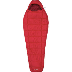 VAUDE Sioux 800 Syn Sleeping Bag dark indian red dark indian red