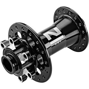 Novatec D811SB-15 Superlight Vorderradnabe MTB Disc Steckachse schwarz bei fahrrad.de Online