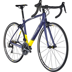 HAIBIKE Affair Race 7.0 blau/citron/silber bei fahrrad.de Online