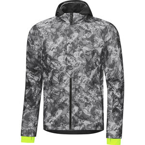 GORE WEAR C3 Urban Camo Windstopper Jacket Men terra grey camo
