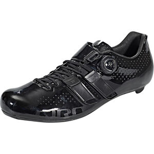 Giro Factor Techlace Shoes Herren black black