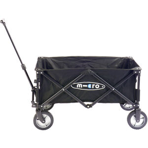 Micro Wagon Transport Wagen black black
