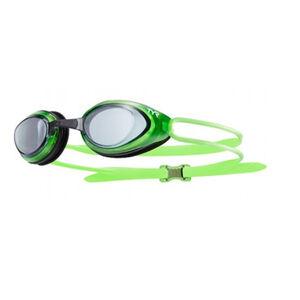 TYR Black Hawk Racing Goggles Herren smoke/fluo green/blue smoke/fluo green/blue