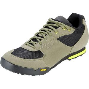 Giro Rumble VR Shoes mil spec olive/black