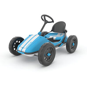 Chillafish Monzi RS Pedal Go-Kart Kinder blue