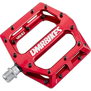 DMR Vault MIDI Pedals red red