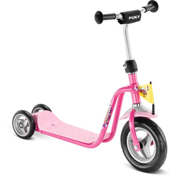 Puky R1 Luftbereifter Roller Kinder rosé