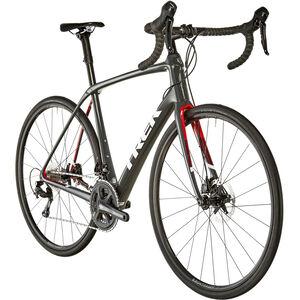 Trek Domane SL 5 Disc solid charcoal/viper red bei fahrrad.de Online