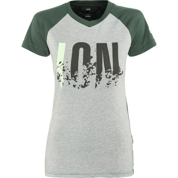 ION Letters Scrub AMP Tee SS