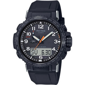 CASIO PRO TREK PRW-50Y-1AER Watch Men black black