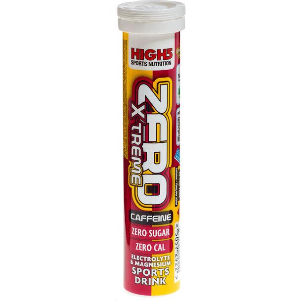 High5 Electrolyte Sports Drink Zero X'treme Tabs 20 Stück Pink Grapefruit