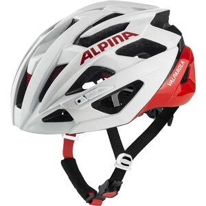 Alpina Valparola Helmet white-red white-red