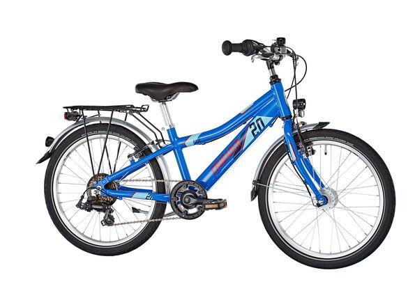 Puky Crusader 20-6 Fahrrad Alu Kinder