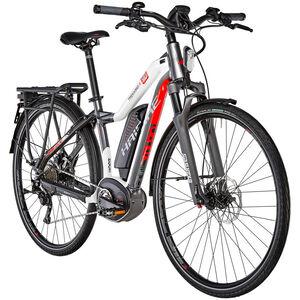 2. Wahl HAIBIKE XDURO Trekking S 9.0 Damen Titan/Weiß/Rot bei fahrrad.de Online