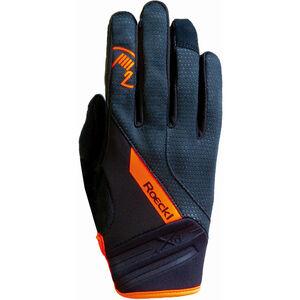 Roeckl Renon Handschuhe black/orange black/orange
