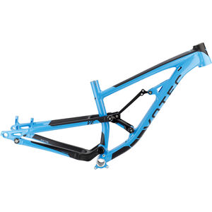 VOTEC VE Enduro Fully Rahmenkit 27.5 sky blue/black matt