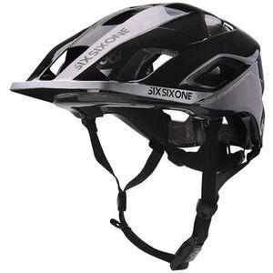 SixSixOne EVO AM MIPS Helm metallic black