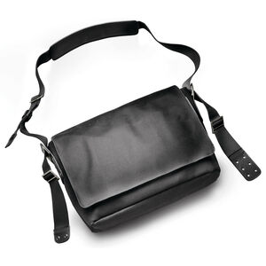 Brooks Barbican Shoulder Bag total black bei fahrrad.de Online