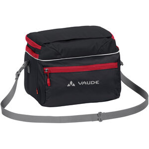 VAUDE Road II Handlebar Bag black/red black/red
