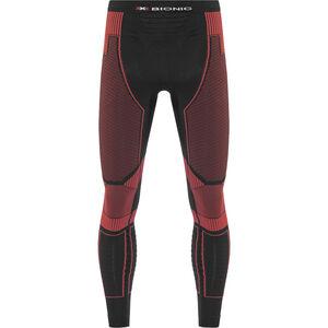 X-Bionic Effektor Power OW Long Pants Men Black/Red bei fahrrad.de Online