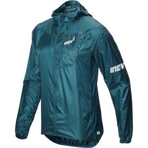 inov-8 Windshell FZ Jacket Men blue green bei fahrrad.de Online