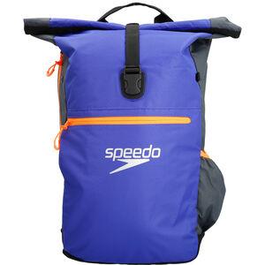 speedo Team III Backpack 30l Oxid Grey/Ultramarine bei fahrrad.de Online