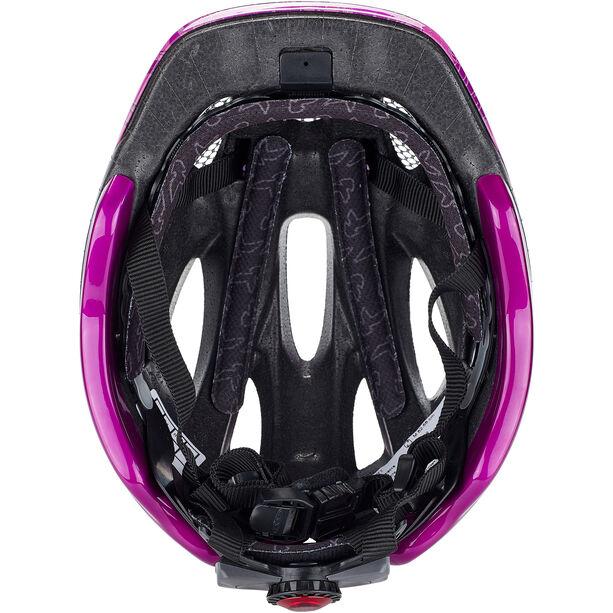 KED Meggy Trend Helmet Kinder violet pink