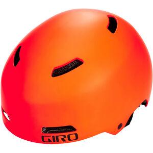 Giro Quarter FS MIPS Helmet mat vermillion mat vermillion