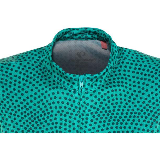 PEARL iZUMi Select Graphic Sleeveless Jersey Damen breeze/teal kimono