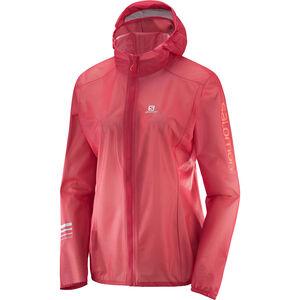 Salomon Lightning Race WP Jacket Damen hibiscus hibiscus