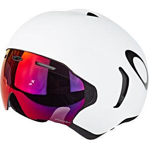 Oakley ARO7 Helmet white white
