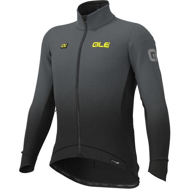 Alé Cycling PR-S Dots DWR Jacke Herren black-grey