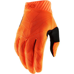 100% Ridefit FA18 Gloves orange/black orange/black