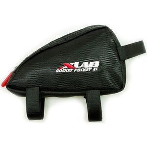 XLAB Rocket Pocket Frame Bag XL schwarz schwarz
