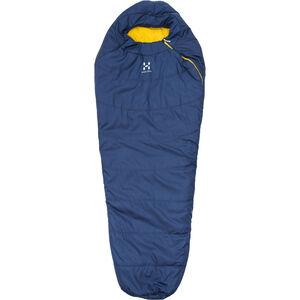 Haglöfs Tarius +6 Sleeping Bag 175 cm hurricane blue hurricane blue